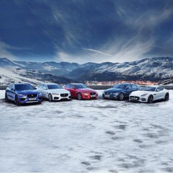 jaguar nauji automobiliai